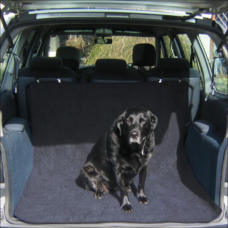 Car boot liner